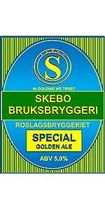 Special Golden Ale