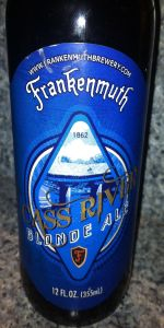 Frankenmuth Cass River Blonde Ale