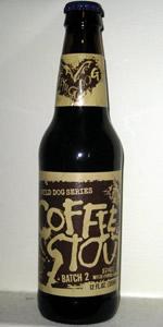 Wild Dog Coffee Stout (Batch 2)
