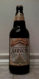 Northern Hemisphere Harvest Wet Hop Ale