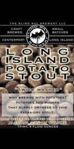 Long Island Potato Stout