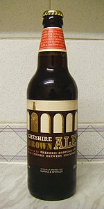 Cheshire Brown Ale (M&S)