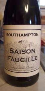 Southampton Saison Faucille
