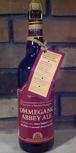 Bourbon Barrel-Aged Ommegang Abbey Ale