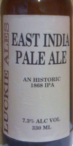 East India Pale Pale