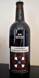 La Granja Stout (Ontario Maple Syrup Edition)