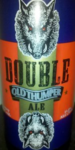 Shipyard Double Old Thumper Ale