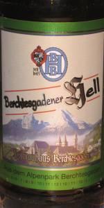 Hofbrauhaus Berchtesgaden Hell