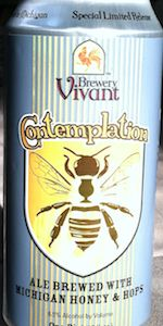 Contemplation Ale