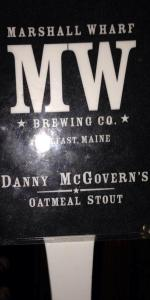 Danny McGovern's Oatmeal Stout