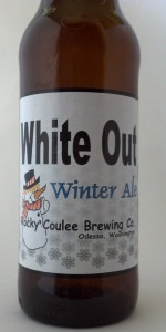 White Out Winter Ale
