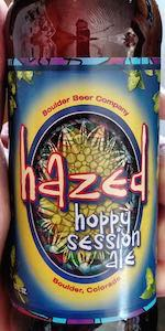 Hazed Hoppy Session Ale