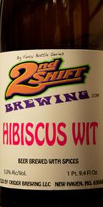 Hibiscus Wit