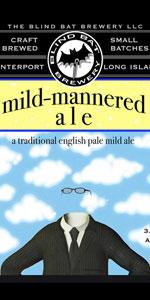 Mild Mannered Ale