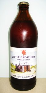 Little Creatures East Kent Goldings Ale