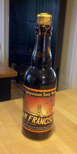 Symposium Sour Brown Ale