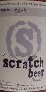 Scratch Beer 41 - 2011 (Cacaoabunga Redux)