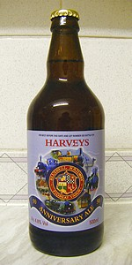 Harveys Bluebell Railway 50th Anniversary Ale