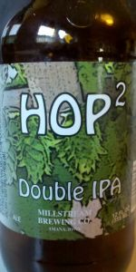Millstream Hop² Double IPA