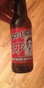 Bed Head Red