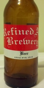 Refined Ale Beer