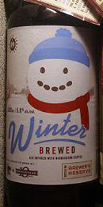 Wild Oats Series No. 9 - Winterbrewed