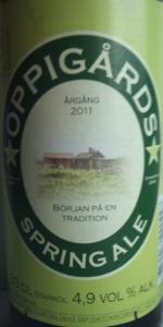 Spring Ale (2011)