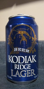 Kodiak Ridge Lager