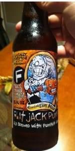 Flat Jack Pumpkin Ale