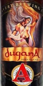 Double Dry Hopped Dugana IPA