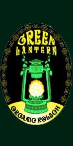 Green Lantern Organic Kolsh