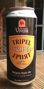Vivant Tripel