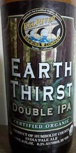 Earth Thirst Double IPA