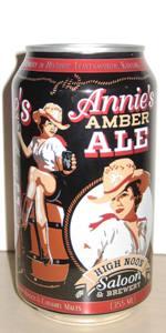 Annie's Amber Ale