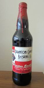 Winston Smith's Stranahan's Barrel-Aged Barley Wine