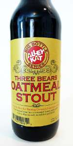Three Bears Oatmeal Stout