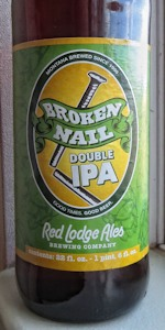 Broken Nail Double IPA