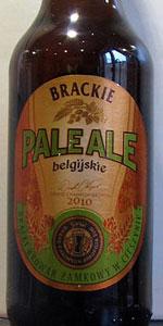 Brackie Pale Ale Belgijskie