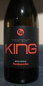 Tropic King (Māori King)