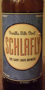 Schlafly Vanilla Milk Stout