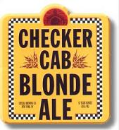 Checker Cab Blonde Ale