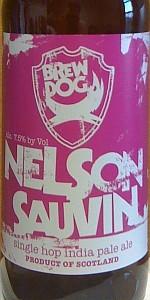 Nelson Sauvin (IPA Is Dead)