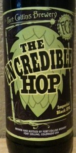 Incredible Hop Imperial Black IPA