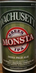 Green Monsta IPA