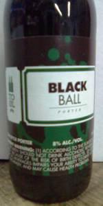Black Ball Porter