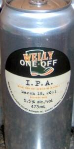 Wellington IPA