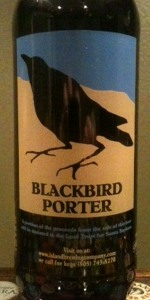 Blackbird Porter