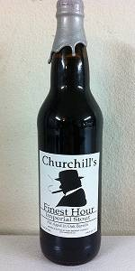 Churchill's Finest Hour 2011