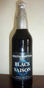 Southampton Black Saison