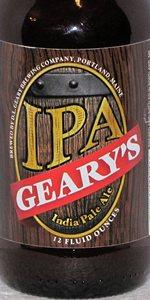 Geary's IPA